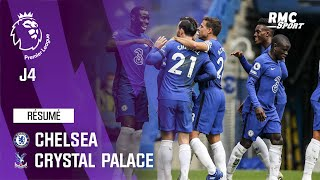 Résumé : Chelsea 4-0 Crystal Palace – Premier League (J4)
