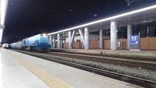 부산발 가야행 남도해양관광열차 S-Train #D487…