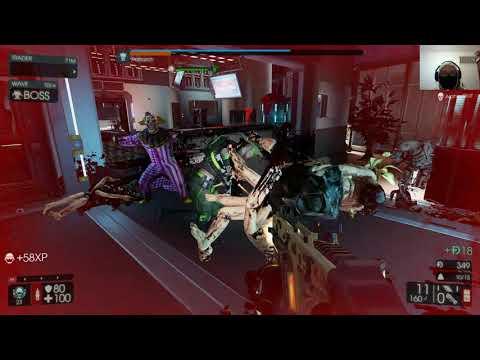 Killing Floor 2 - Moonbase - Interstellar Insanity Update - SWAT  