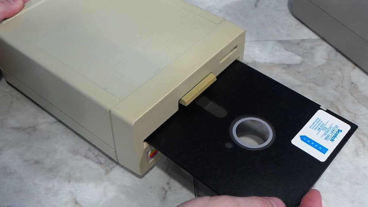 How old school floppy drives worked youtube - Uses for old floppy disks ...