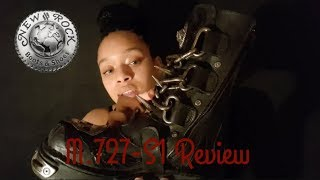 NEW ROCK M.727-S1 REVIEW | My Dark Alternative Life Video
