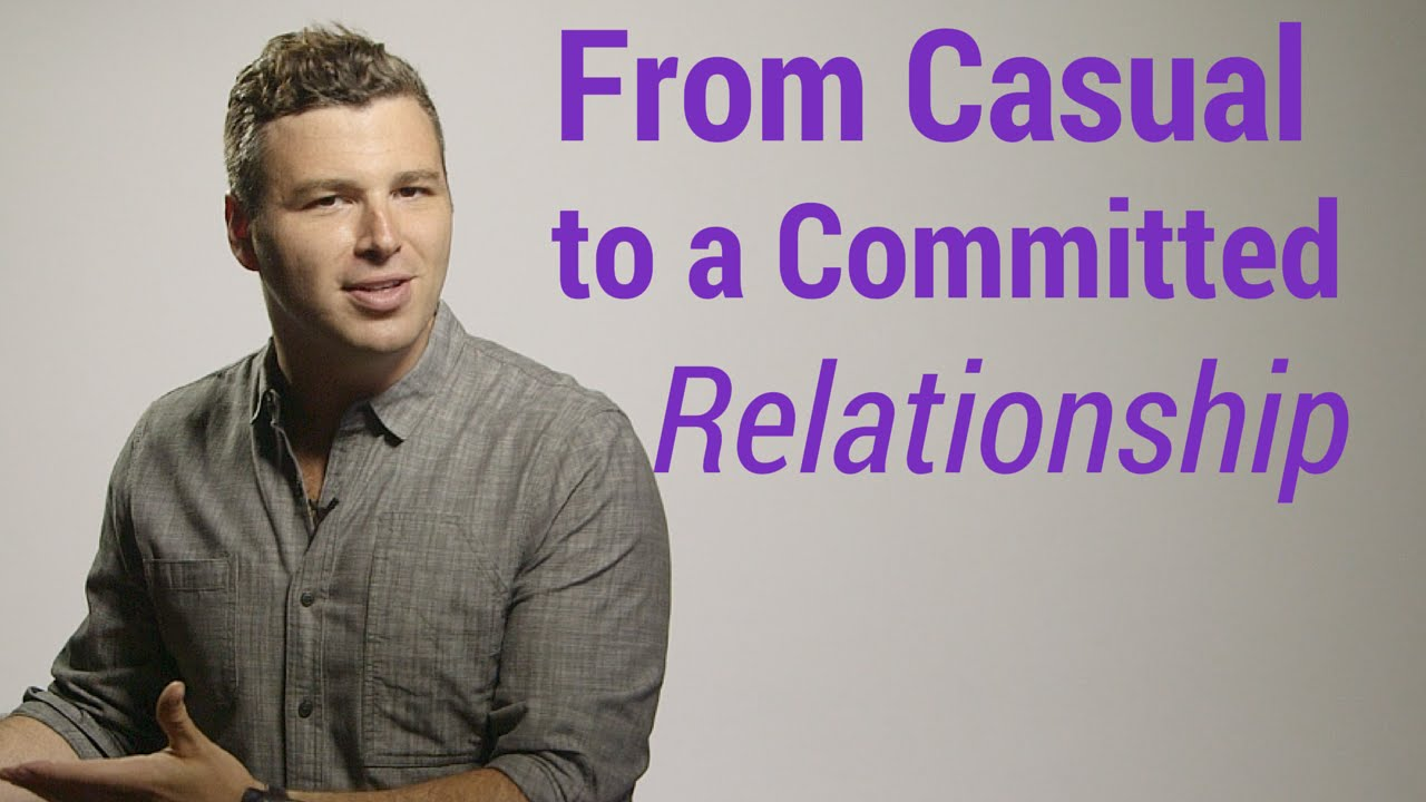 How To Go From Casual Dating To A Relationship
