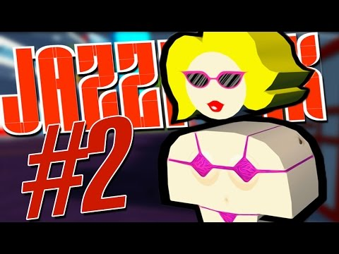 DRESS UP AS A GIRL | Jazzpunk #2