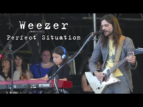 Weezer: Perfect Situation [4K] 2015-08-02 - Gathering of the Vibes; Bridgeport, CT