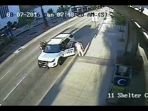 Video captures fatal police shooting in downtown Cincinnati
