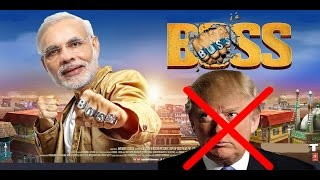 Boss 2 Trailor Spoof | Narendra Modi | Donald Trumph