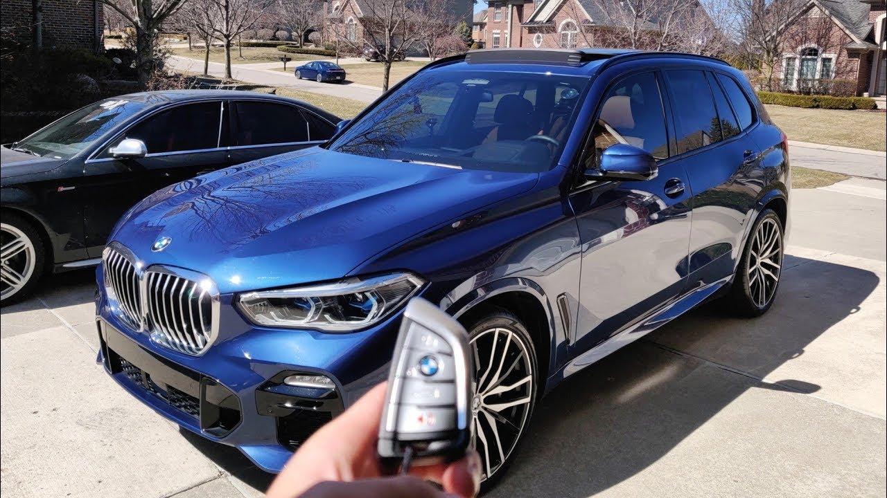 $100,000 2019 BMW X5 Exterior And Interior Details!