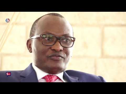 Factors to Consider Before Expanding Your Company Business Globally   5 Minutes With Mike Macharia