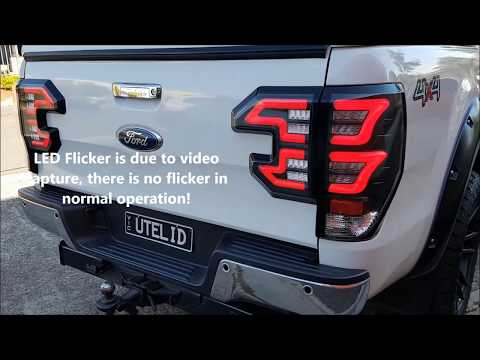 Led Performance Lights Px Ranger With Ford Px2 2012on Tail shdCxQrBot