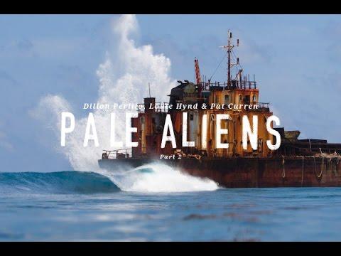 Pale Aliens Part 2   The Search