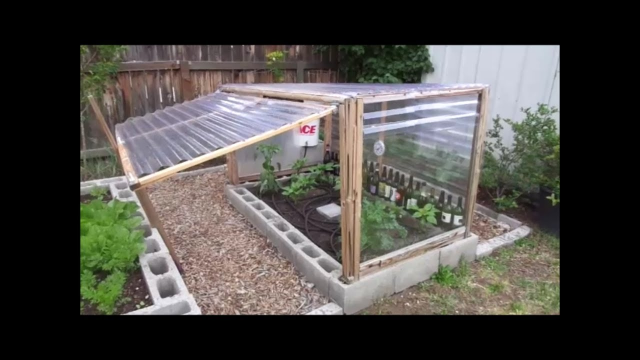 mini greenhouse drip irrigation youtube