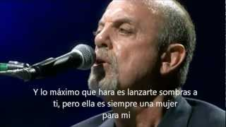 Billy Joel 34 She 39 S Always A Woman 34 Live 2006 Subtitulado Al EspaÑol