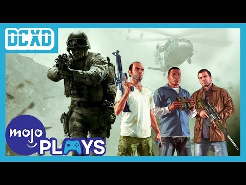 Top 10 Overrated Video Game Franchises - Deconstructed!