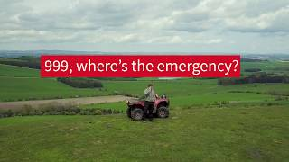 Help Emergency Services to find you with what3words
