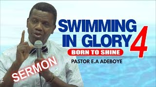 Pastor EA Adeboye Sermon  RCCG April 2019 HOLY GHOST SERVICE