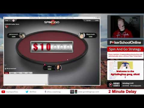 Spin & Go Strategy - PokerStars - Learn Poker