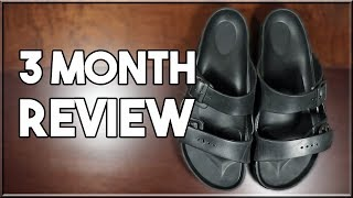 Birkenstock EVA Review | After 3 Months