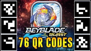 Video 76 BEYBLADE BURST QR CODES - SUPREME COLLECTION download MP3, 3GP, MP4, WEBM, AVI, FLV September 2018