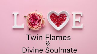 Twin Flame and Divine Soulmate Tarot Card Readings