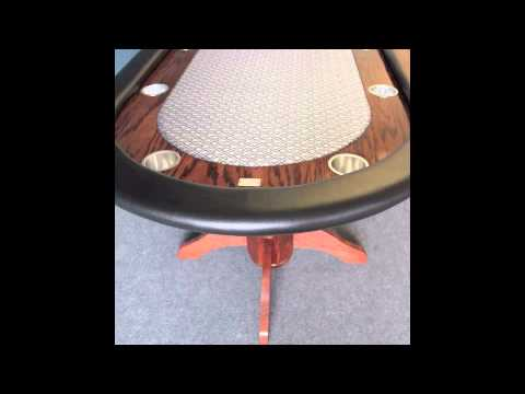 Bon Bradley Poker Tables Radio Ad Tables
