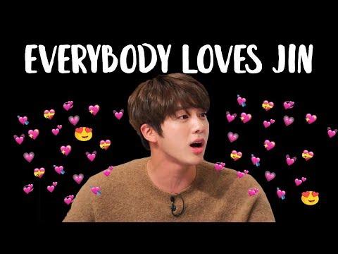 everybody loves jin | 방탄소년단 석진 BTS