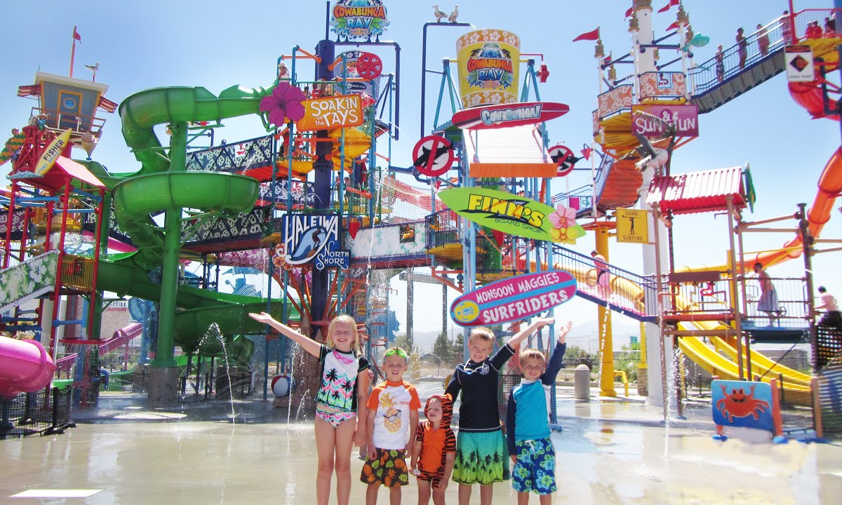 Cowabunga Awesome Water Park