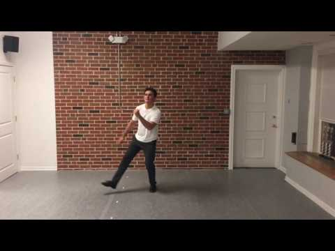 Brennan Dougherty 2018 IHSTF ALL-State Production Tap Audition