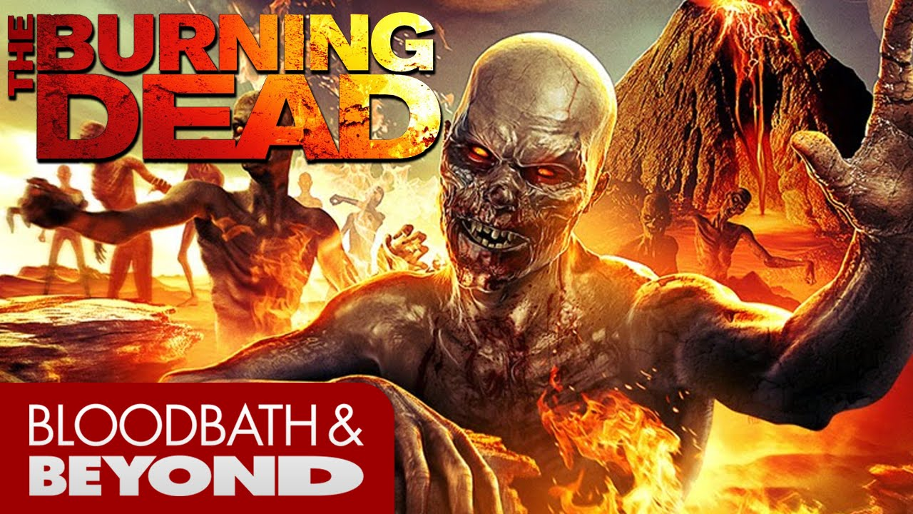 the burning dead 2015 horror movie review youtube