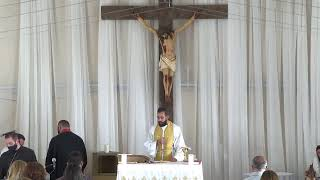 Third Sunday of the Cross/ Sixth Elijah - English Mass - Fr. Daniel Shaba