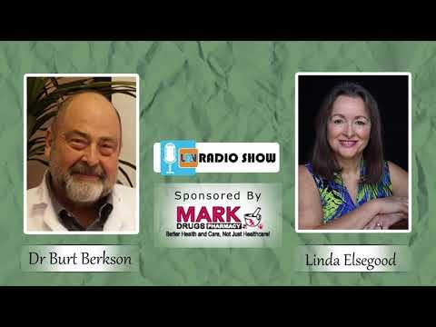 Burton Berkson, M D , Ph D Talks About LDN And Cancer