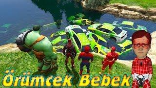 Video Örümcek Bebek Yaramazlık Yapıyor Örümcek Adam Deadpool ve Hulk ile Komik Maceralar download MP3, 3GP, MP4, WEBM, AVI, FLV Juni 2018