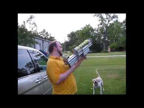 Lanceur de balles automatique pour chien youtube - Lanceur de balle pour chien automatique ...