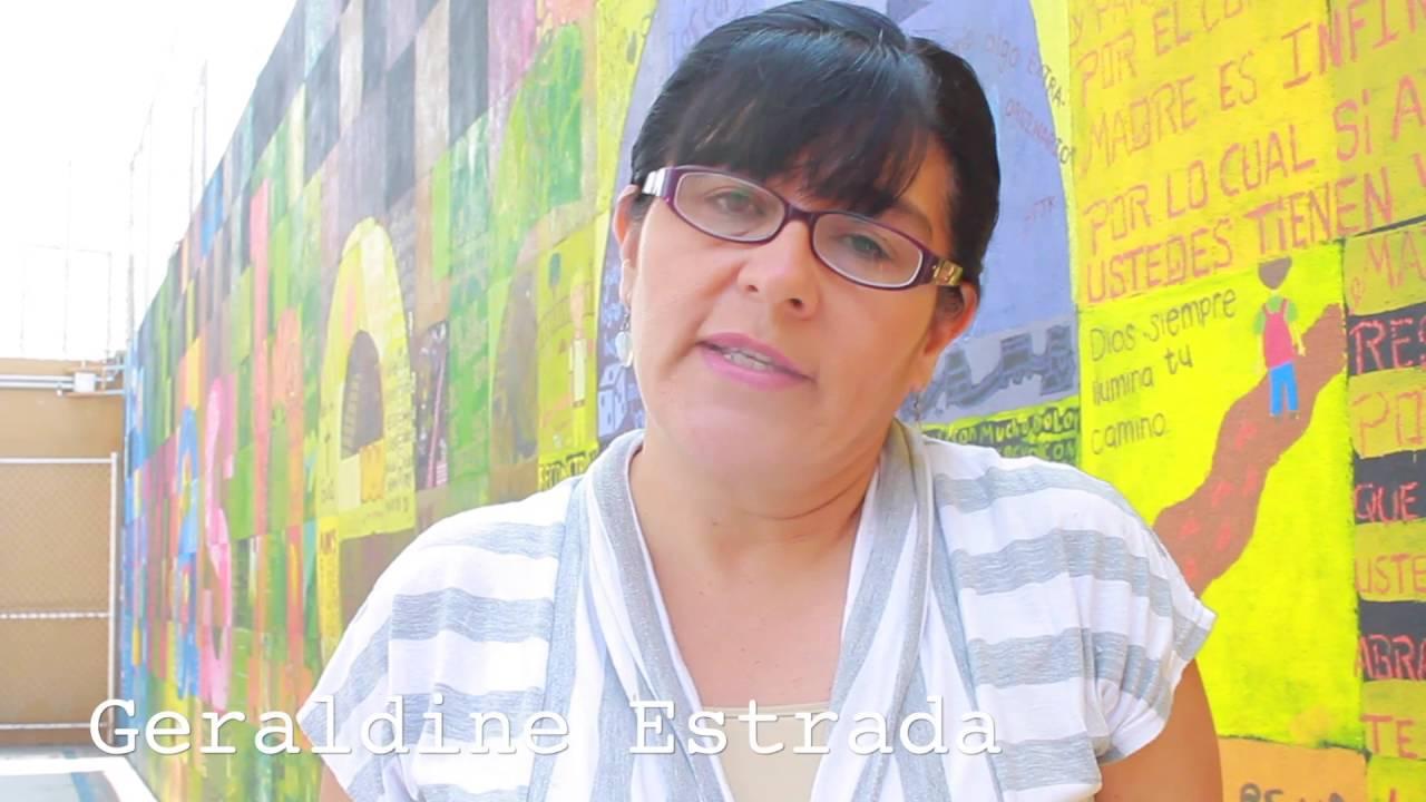 Casa de la caridad hogar del migrante san luis potos for Mural de la casa del migrante