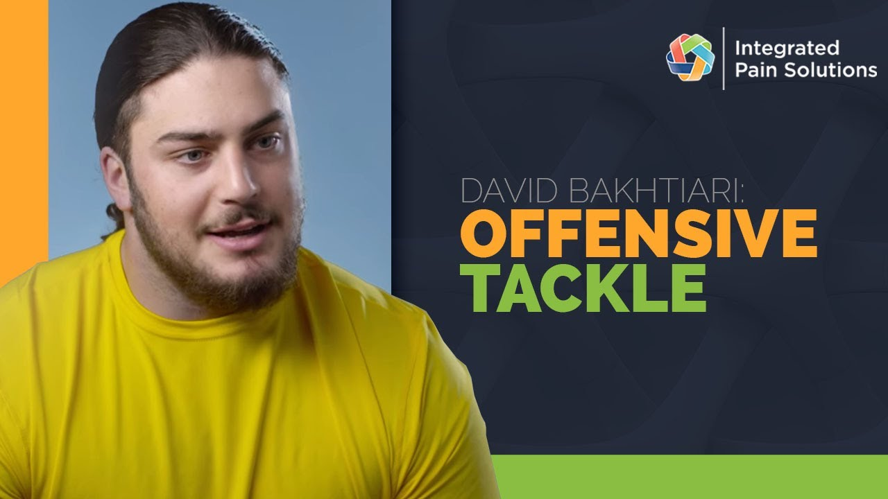 David Bakhtiari testimonial Dr Curt Draeger Integrated Pain