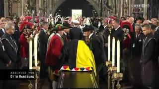 Otto von Habsburg Funeral