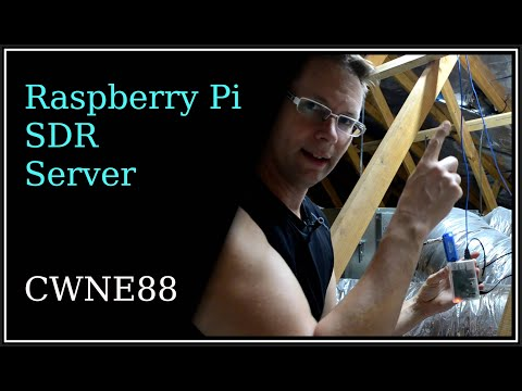 Raspberry Pi - SDR Server
