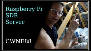 Raspberry Pi - SDR Server