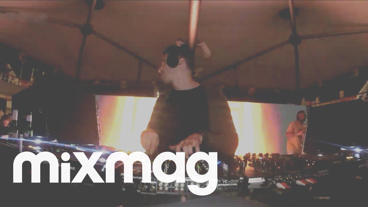 Download SERGE DEVANT DJ set on The Groove Cruise LA 2015