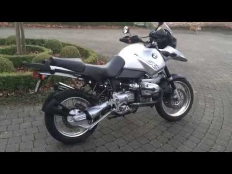 BMW R1150 GS sound