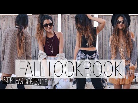 Fall Lookbook | September 2015