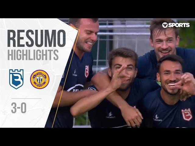Highlights | Resumo: Belenenses 3-0 Nacional (Liga 18/19 #34)