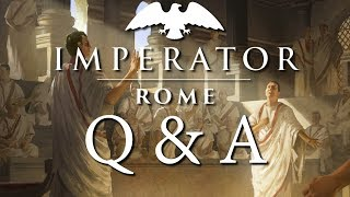 Imperator: Rome | Q&A with Johan Andersson thumbnail