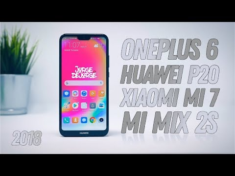 🔴 OnePlus 6, Xiaomi Mi 7, Mi Mix 2S e Huawei P20   Eles estão chegando!!