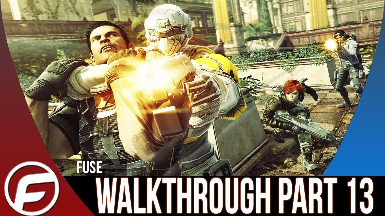 Fuse walkthrough part chapter xbox ps youtube