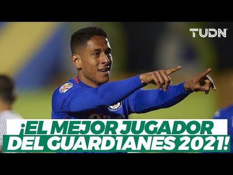¡EL MVP! Goles y asistencias de Luis Romo en el Guard1anes 2021 I TUDN