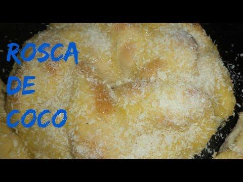 ROSCA DE COCO