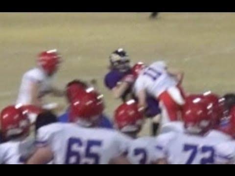Mountain View Football vs Mesa High, #11 Highlights