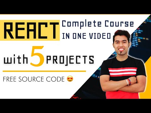React JS 17.0.2 in one video By Thapa Technical