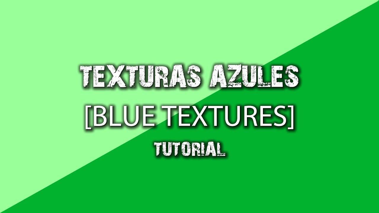 Skyrim | Texturas Azules [Blue Textures] RaceMenu Tutorial