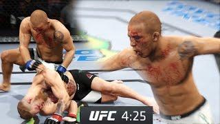TRASH TALKER FASTEST KNOCKOUT IN UFC 2 HISTORY! FUNNY MOMENT!